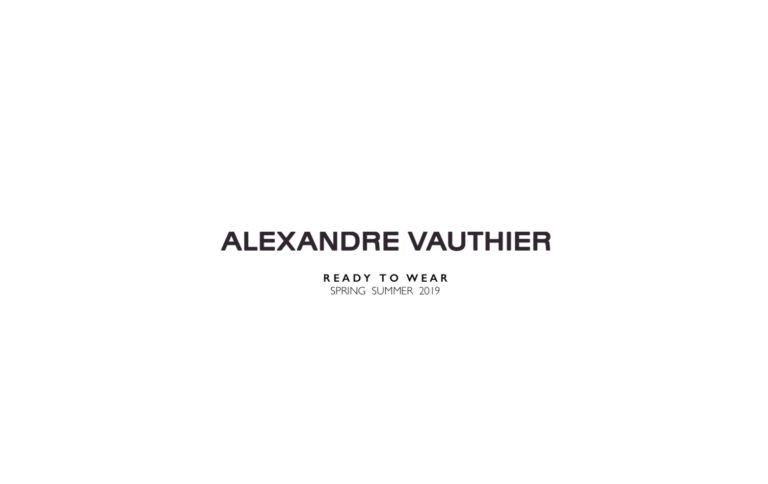 Alexandre Vauthier ou celui qui permet une féminité indomptable