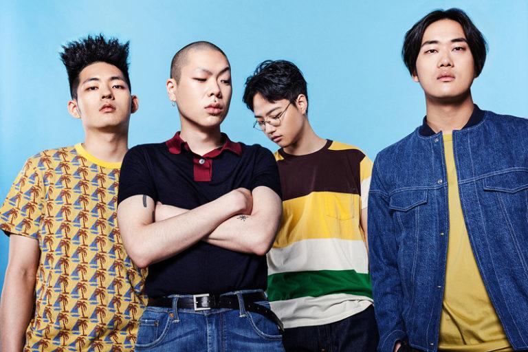 Coup d'œil sur le groupe de K-POP «Hyukoh»
