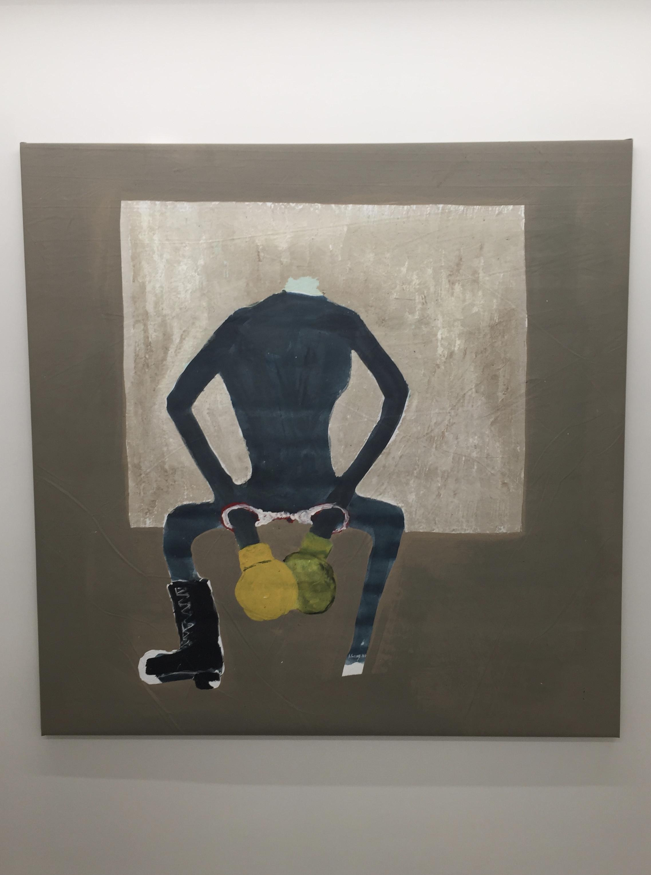 Retour sur l'exposition Amadou Sanogo