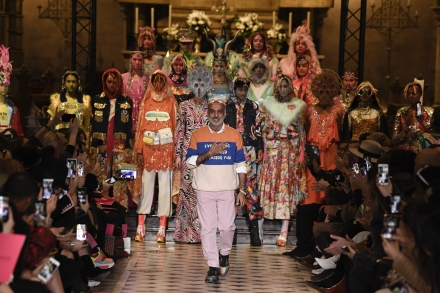 Manish Arora Fall/Winter 19-20