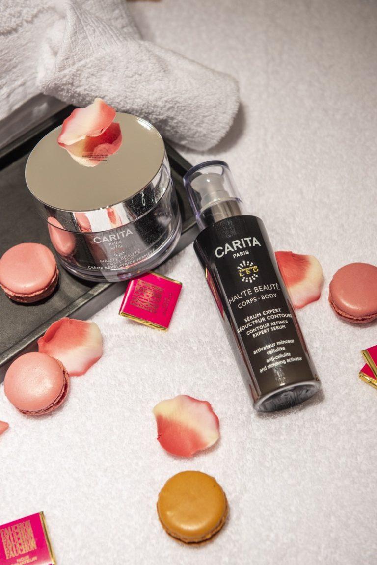 Découvrez le Beauty Spa Carita à l'hôtel Fauchon