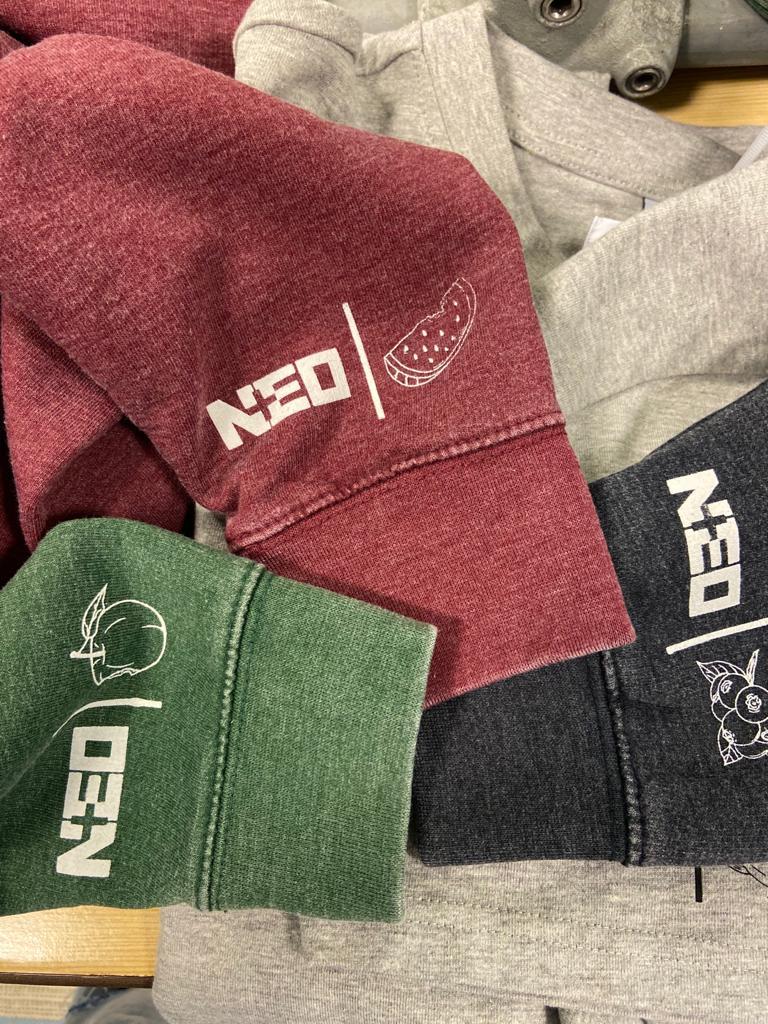 Découvrez la nouvelle marque sportswear Neo qui lance sa première collection