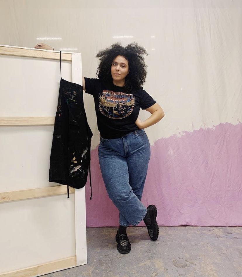 Johanna Tordjman, la femme qui transmet l'art pur