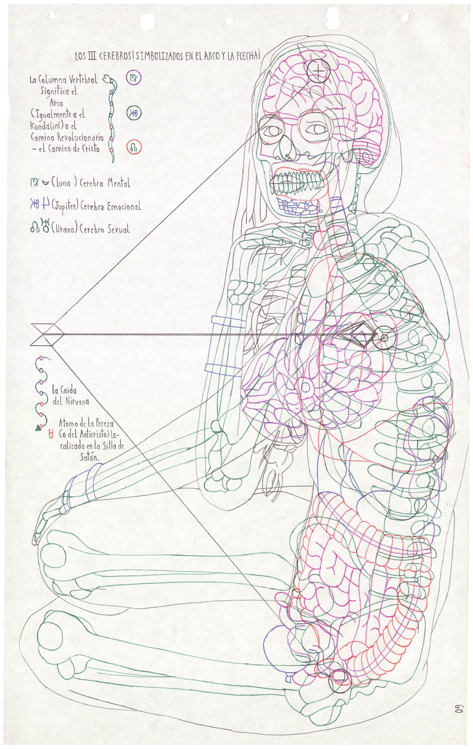 Découvrez l'exposition Codex de Carlos Augusto Giraldo à la galerie Christian Berst