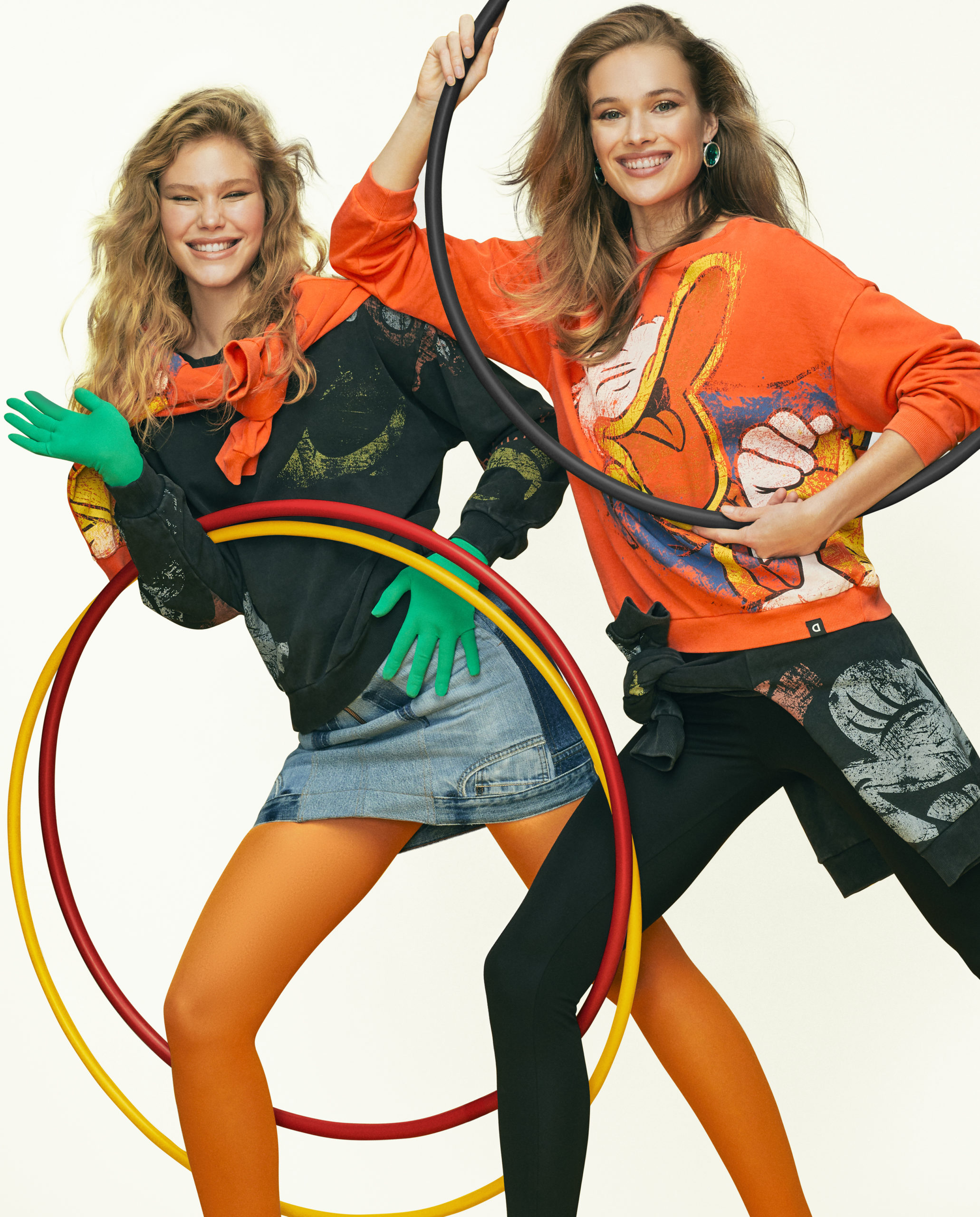 Desigual x Mickey – Let's Play !