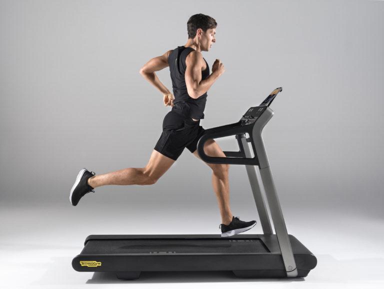 Courez depuis chez vous avec le tapis de course Technogym