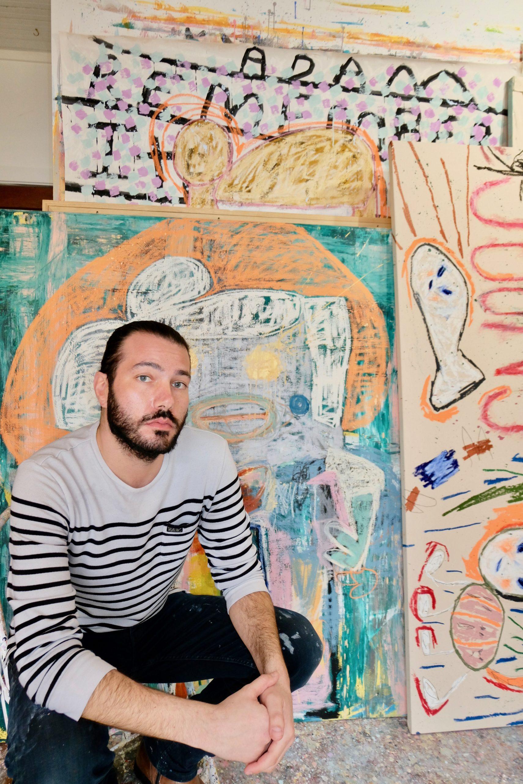 Sortez vous divertir avec l'exposition Adam Handler chez Cohle Gallery