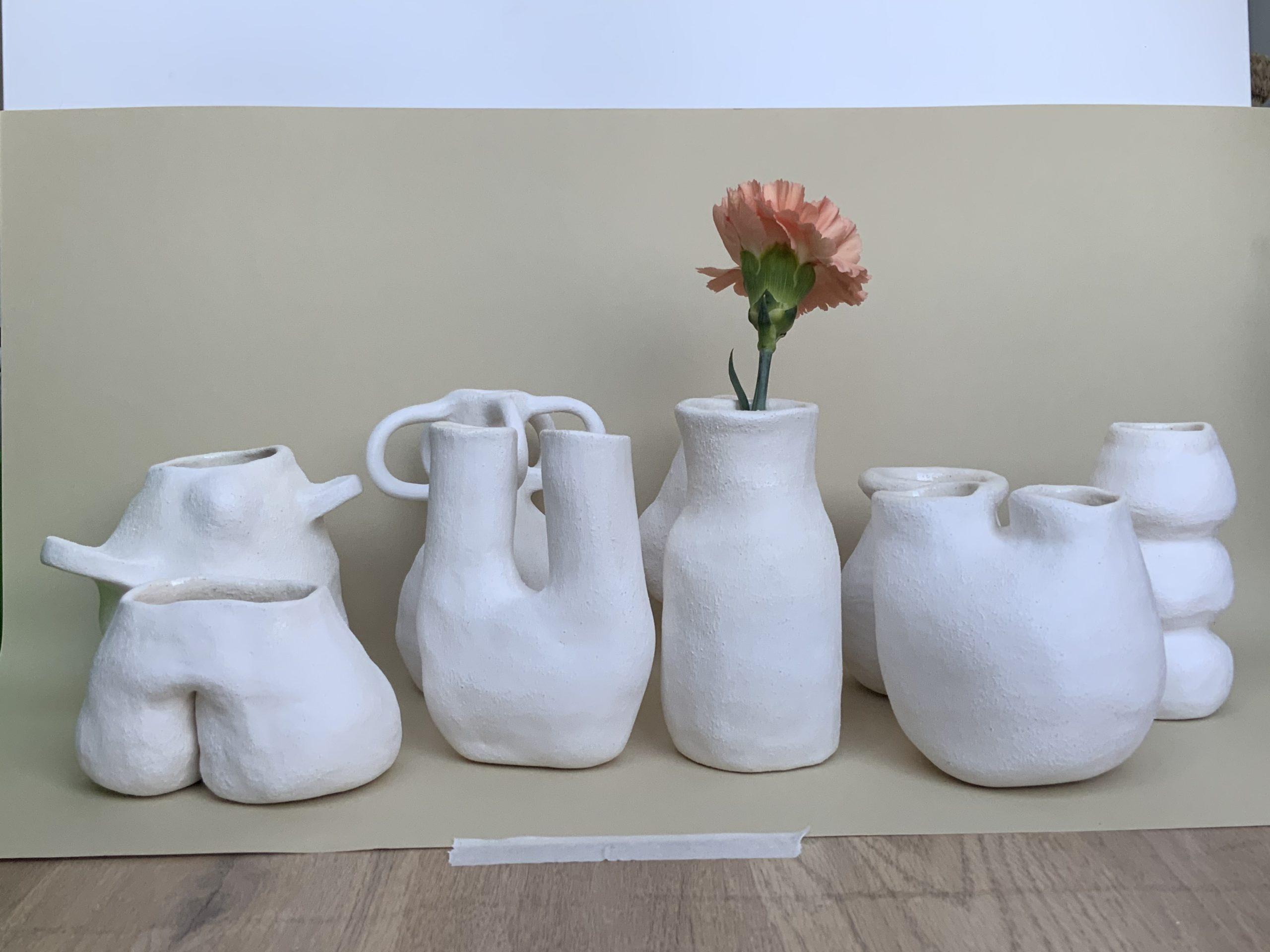 L'Art de la céramique revisité par Moshikura Studio