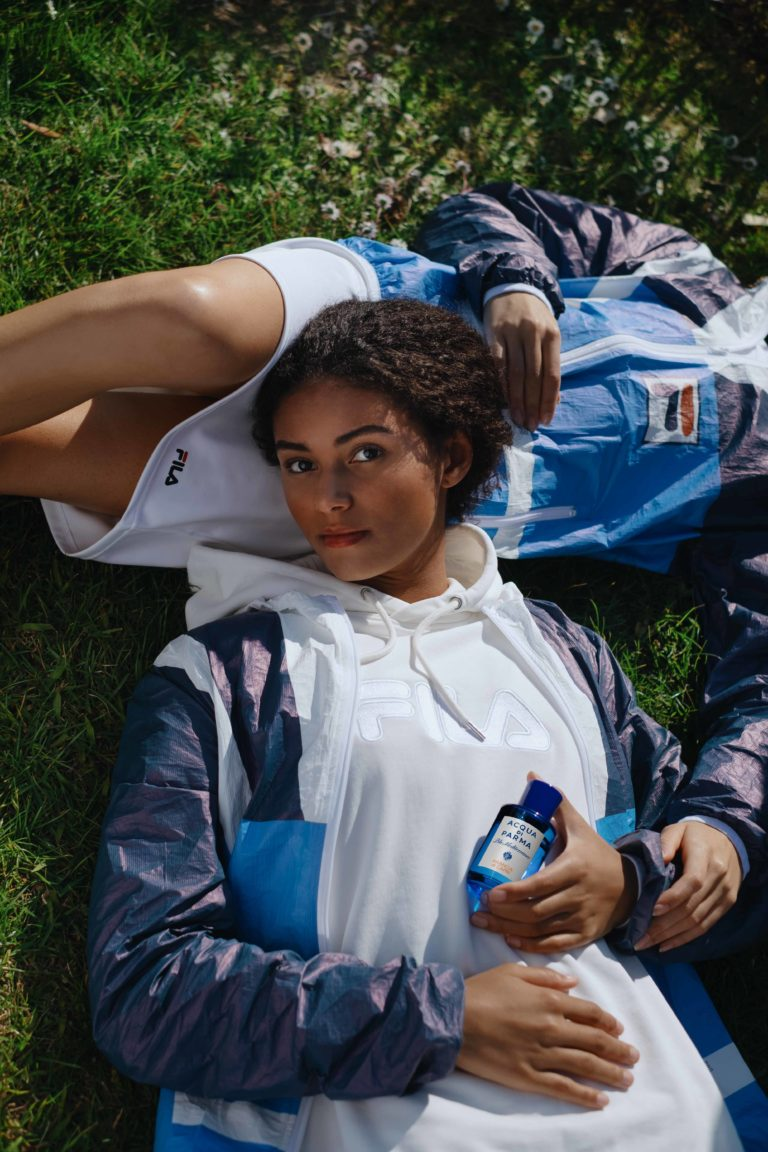 Acqua Di Parma x Fila : Une collaboration qui respire l'art de vivre à l'italienne