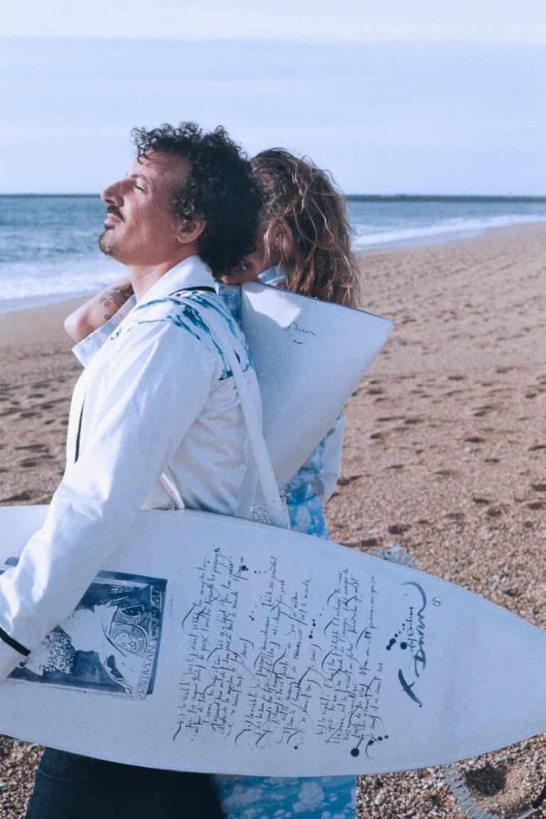 L'inspiration nippone agrémenté d'un côté marin par Duren et Nicolas Ouchenir