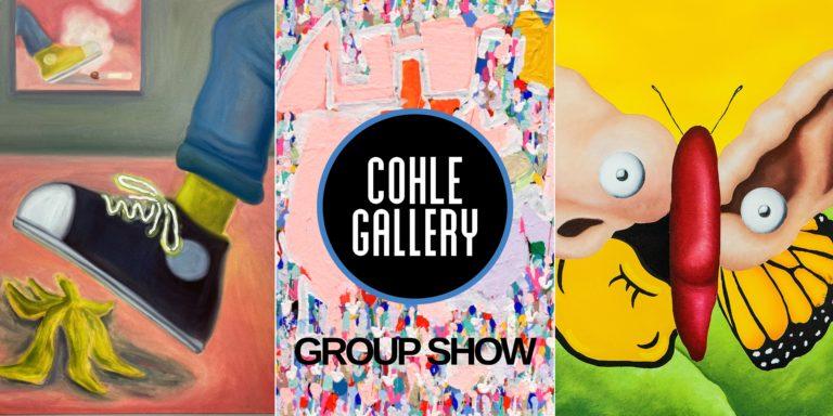 La saison artistique reprend avec l'exposition Cohle Gallery