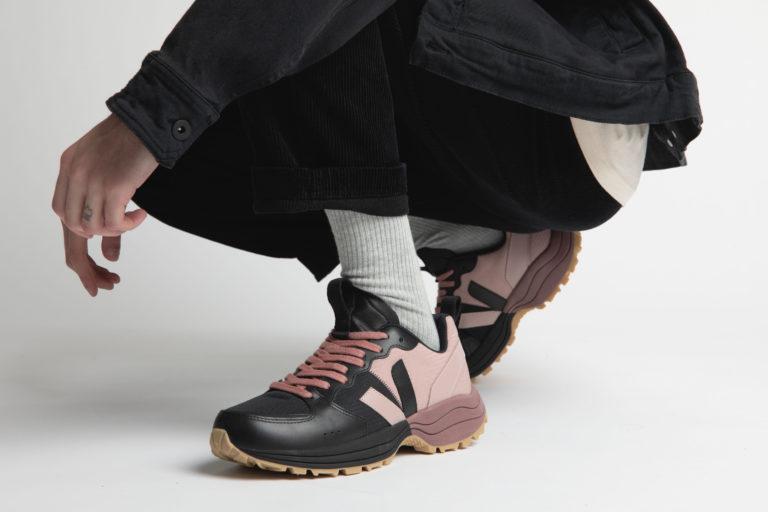 Veja x Emir Shiro, quand la Sneaker rencontre le Collage